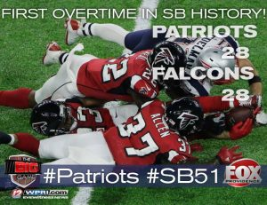 Best Super Bowl of all Time!
